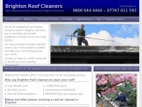 brighton-roof-cleaners.co.uk