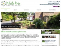 whiterosegardeningservices.co.uk