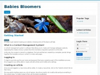 Babiesbloomers.co.uk
