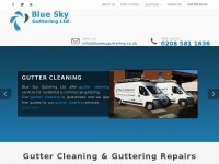 blueskyguttering.co.uk