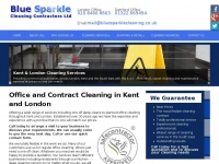 bluesparklecleaning.co.uk