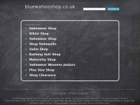 bluewahooshop.co.uk