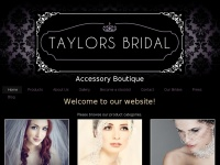taylorsbridal.co.uk