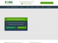 yorkrecyclingservice.co.uk