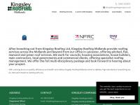 kingsleyroofingmidlands.co.uk