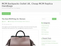 mcmbackpack.co.uk