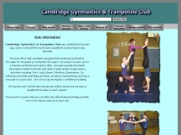 cambridge-gymnastics.co.uk
