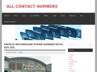 allcontactnumbers.co.uk