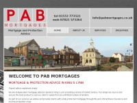 pabmortgages.co.uk