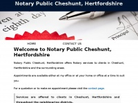 notarypubliccheshunt.co.uk