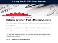 notarypublicmitcham.co.uk