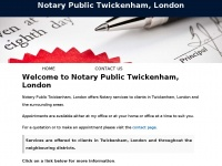 notarypublictwickenham.co.uk