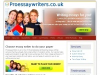 proessaywriters.co.uk