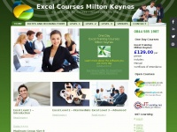 excelcoursesmk.co.uk