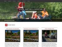 boatskartingandshooting.co.uk