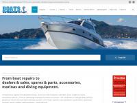 boatsandwatersportswebsite.co.uk