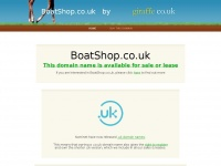 boatshop.co.uk