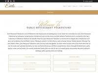 earlsrestaurant.co.uk