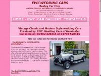 weddingcarsbexleyheath.co.uk