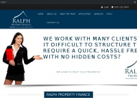 ralphpropertyfinance.co.uk