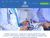 medicalappraisals.org.uk