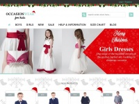 occasionwearforkids.co.uk