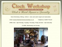 clockworkshop.co.uk