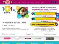 1plus1loans.co.uk