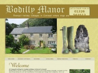bodillymanor.co.uk