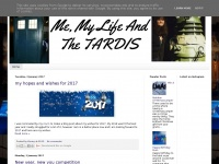 memylifeandthetardis.co.uk