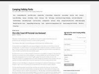 campingholidayparks.com