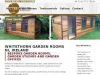 whitethorngardenrooms.co.uk