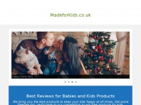 Madeforkids.co.uk