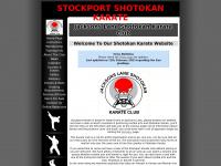stockportkarate.co.uk