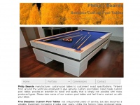 Custompooltables.co.uk