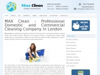 max-clean.co.uk