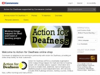 Actionfordeafnessshop.co.uk