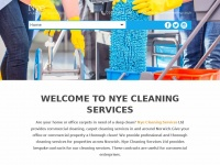 nyecleaning.co.uk