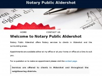 notarypublicaldershot.co.uk