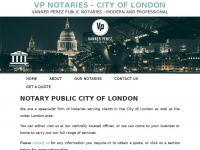 vpnotaries-cityoflondon.co.uk