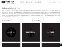 gaugefilm.co.uk