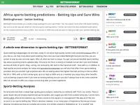 Bettingformat.co.uk