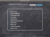 bookinformation.co.uk