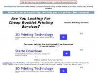bookletprintingservices.co.uk
