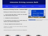 intensive-driving-lessons-bath.co.uk
