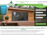 gardenroomsscotland.co.uk