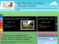 lastminute-wales.co.uk