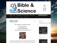 Bibleandscienceworcester.org.uk