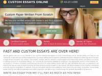 customessays.me.uk