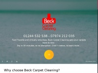 Beckcarpetcleaning.co.uk